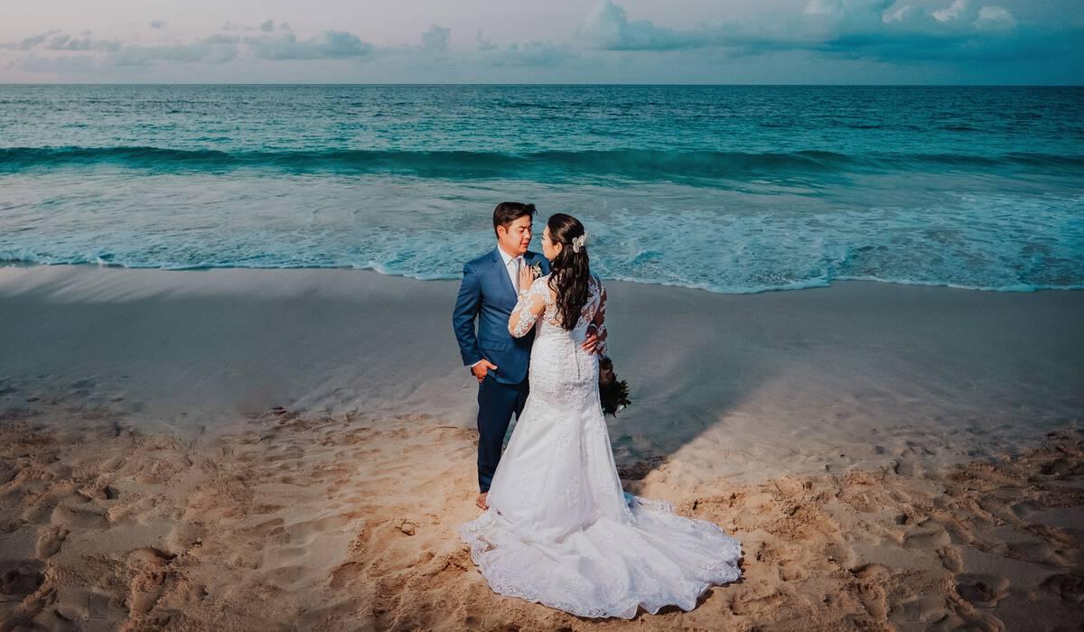 Destination Wedding de Joyce & Alex
