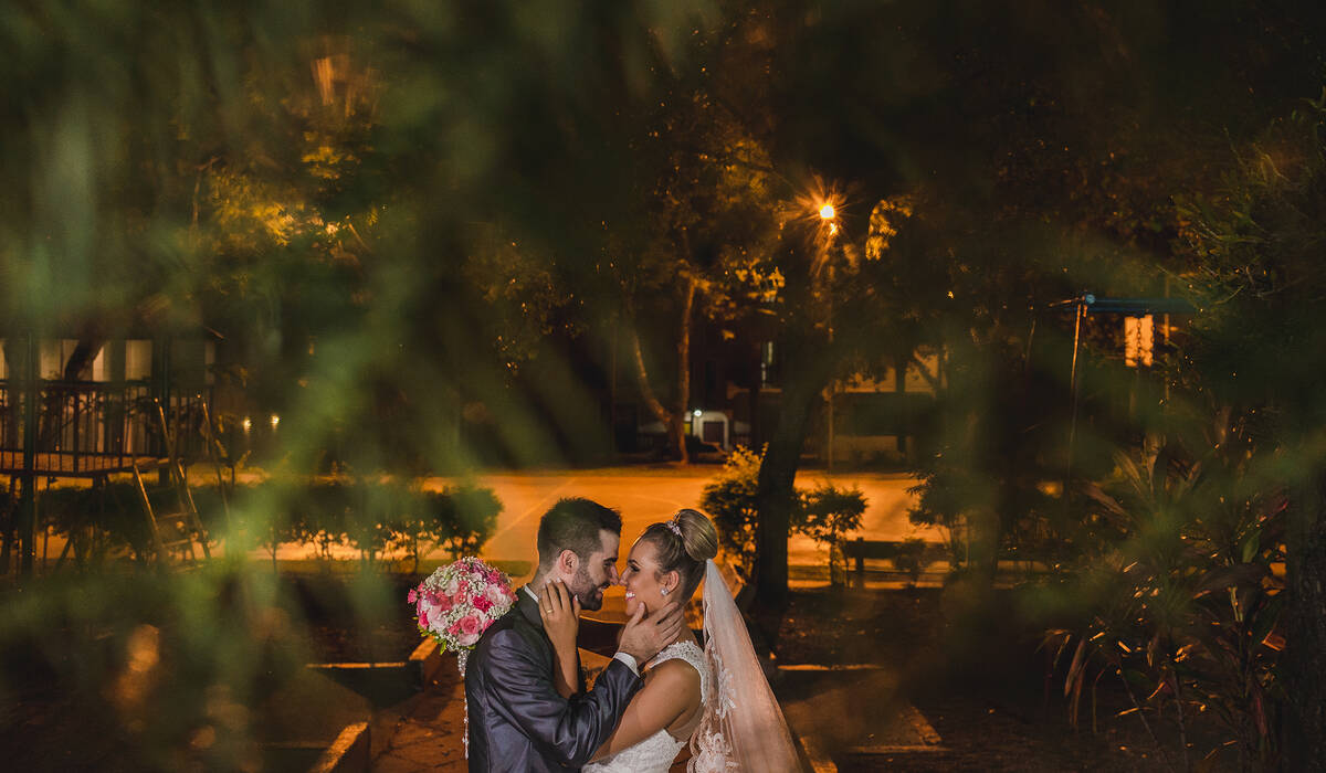 Casamento de Bruna e Luís