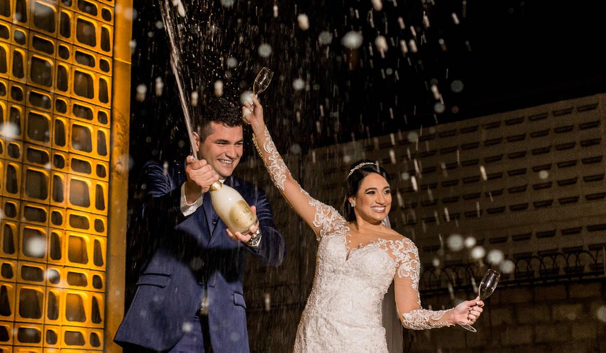 Casamento de BRENO + CLARISSA