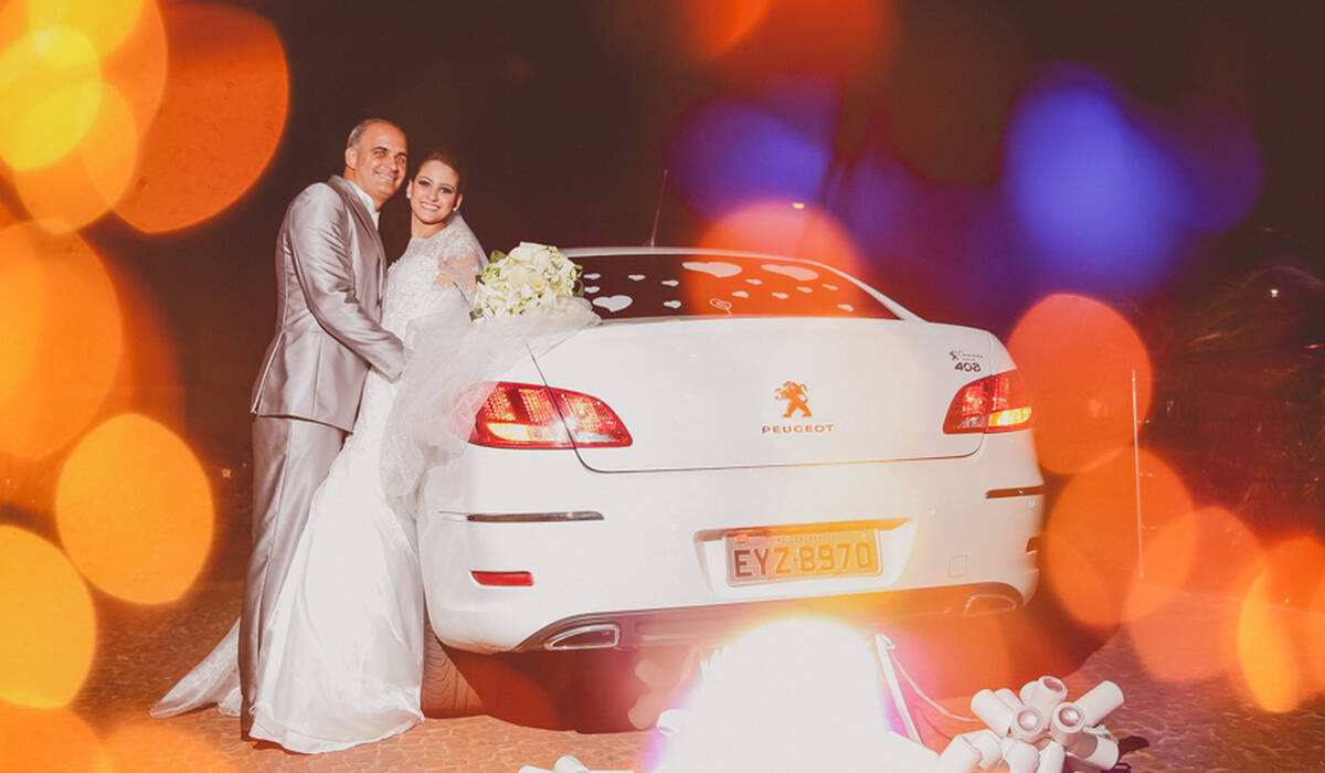 Wedding de Bruna + Luiz Junior