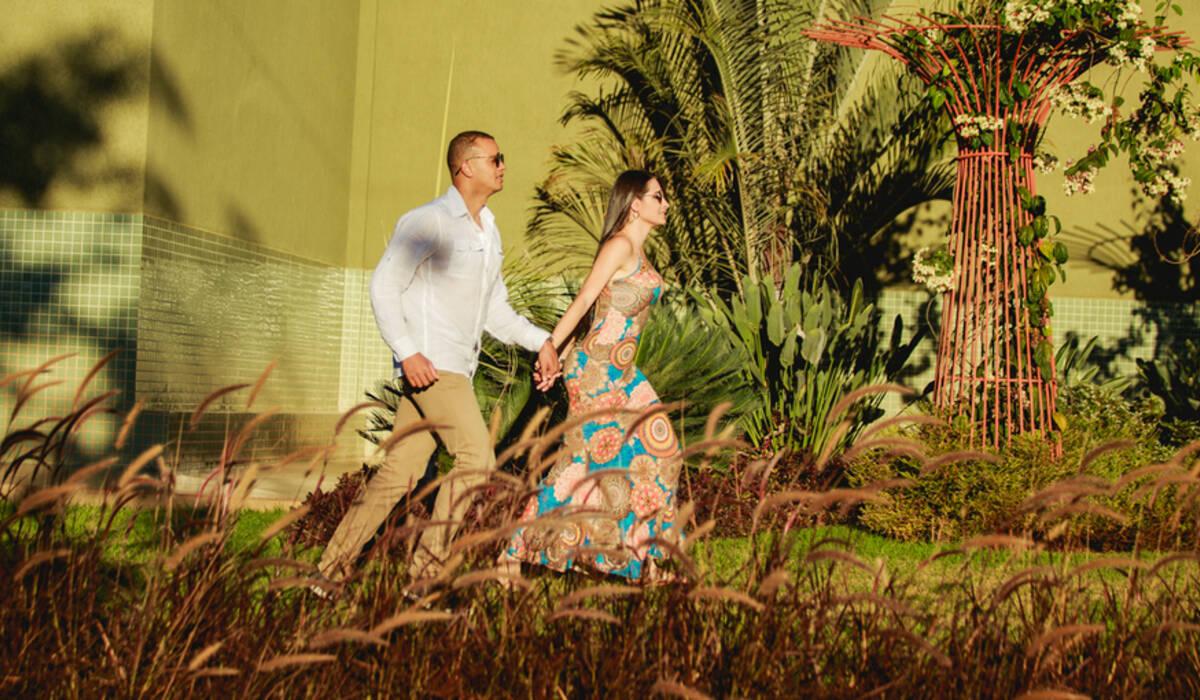 Pre Wedding de Ensaio de namoro Paula e Tulio