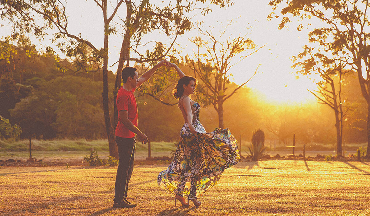 Pre Wedding de Perola+Rafael