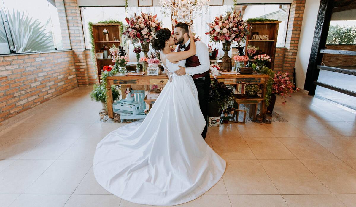 Casamento de dia de A + A