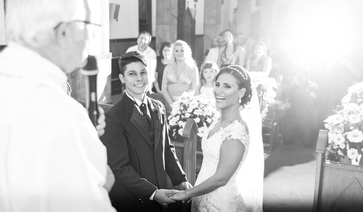 Casamento de Fabiane & Franklin