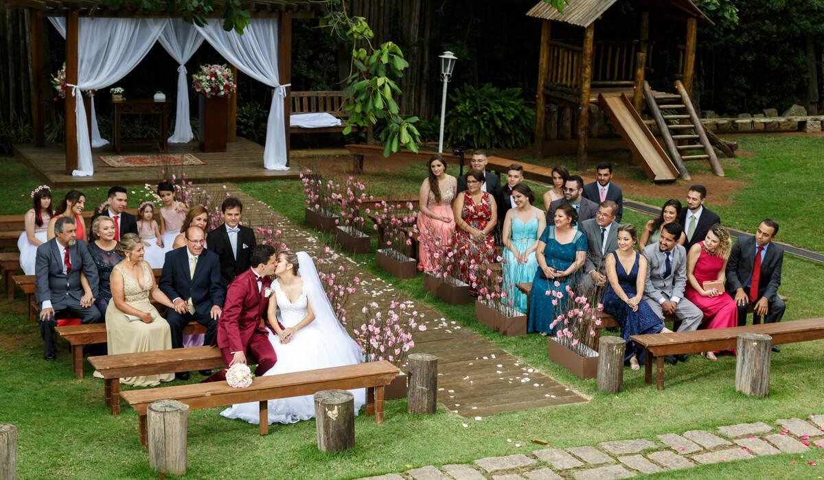 Casamento de Isabella e Thiago