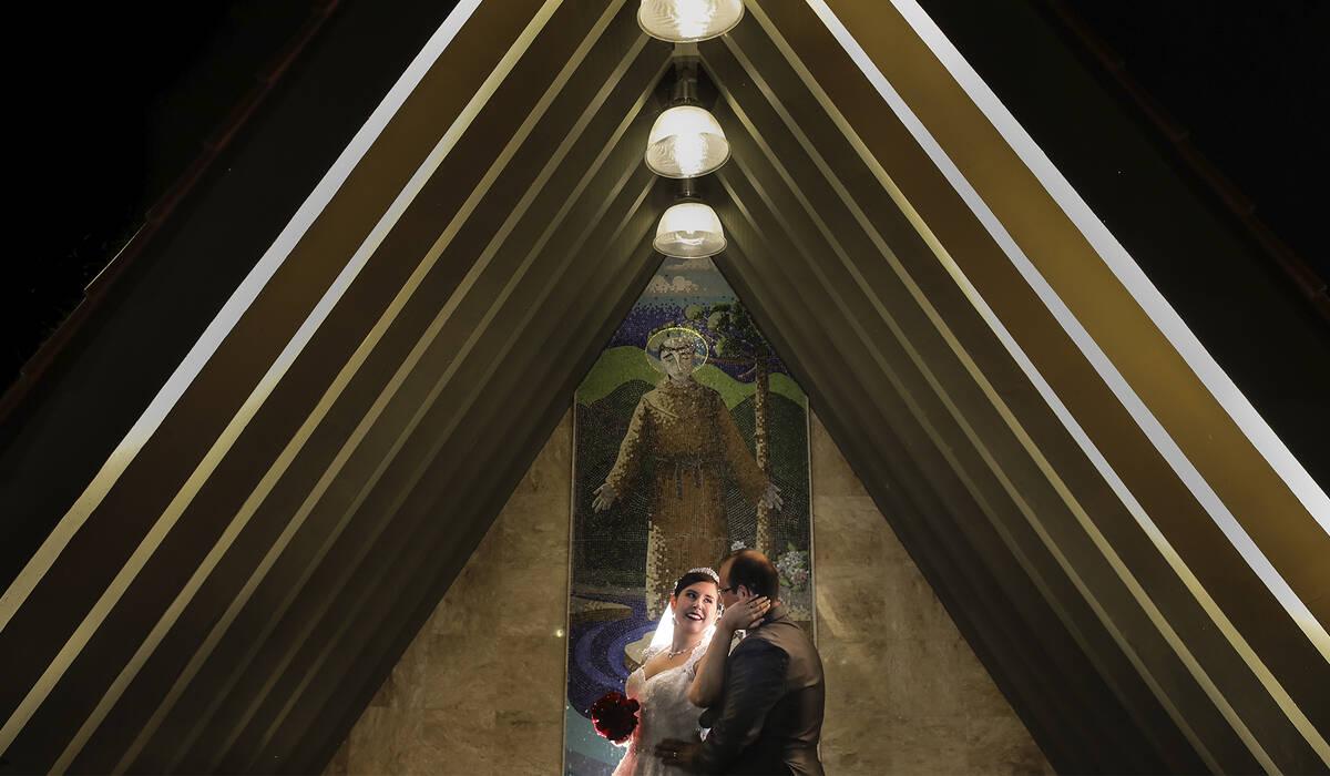 Casamento  de Marluci e Robson