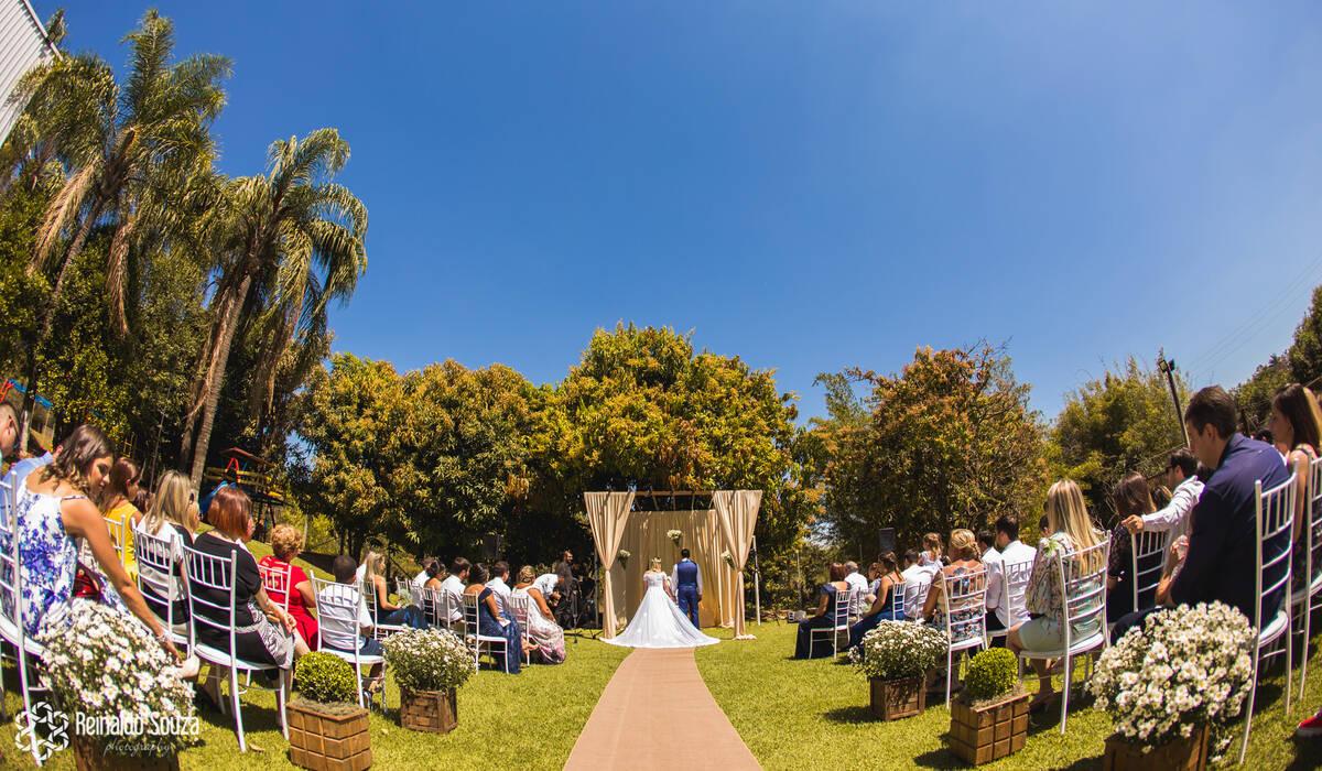 Casamento de Maria Luiza e Ricardo