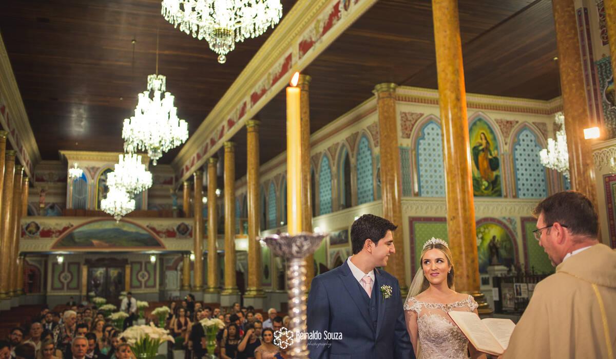 Casamento de Paula e Bruno