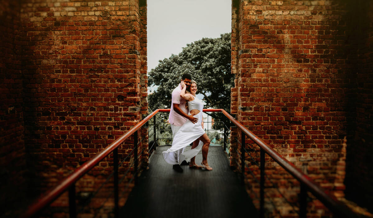 PRÉ - WEDDING de Gustavo & Carinne