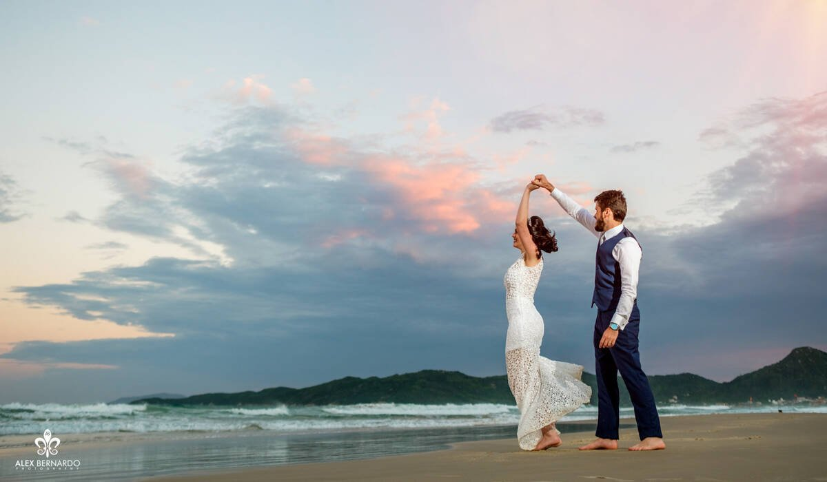 ELOPEMENT WEDDING de Paula & Wagner