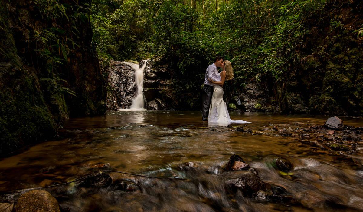Ensaio de pós-casamento Helen e Jander