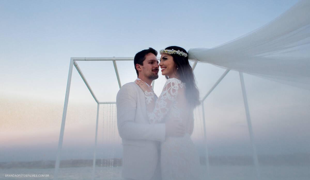 Casamento de Camila & Léo