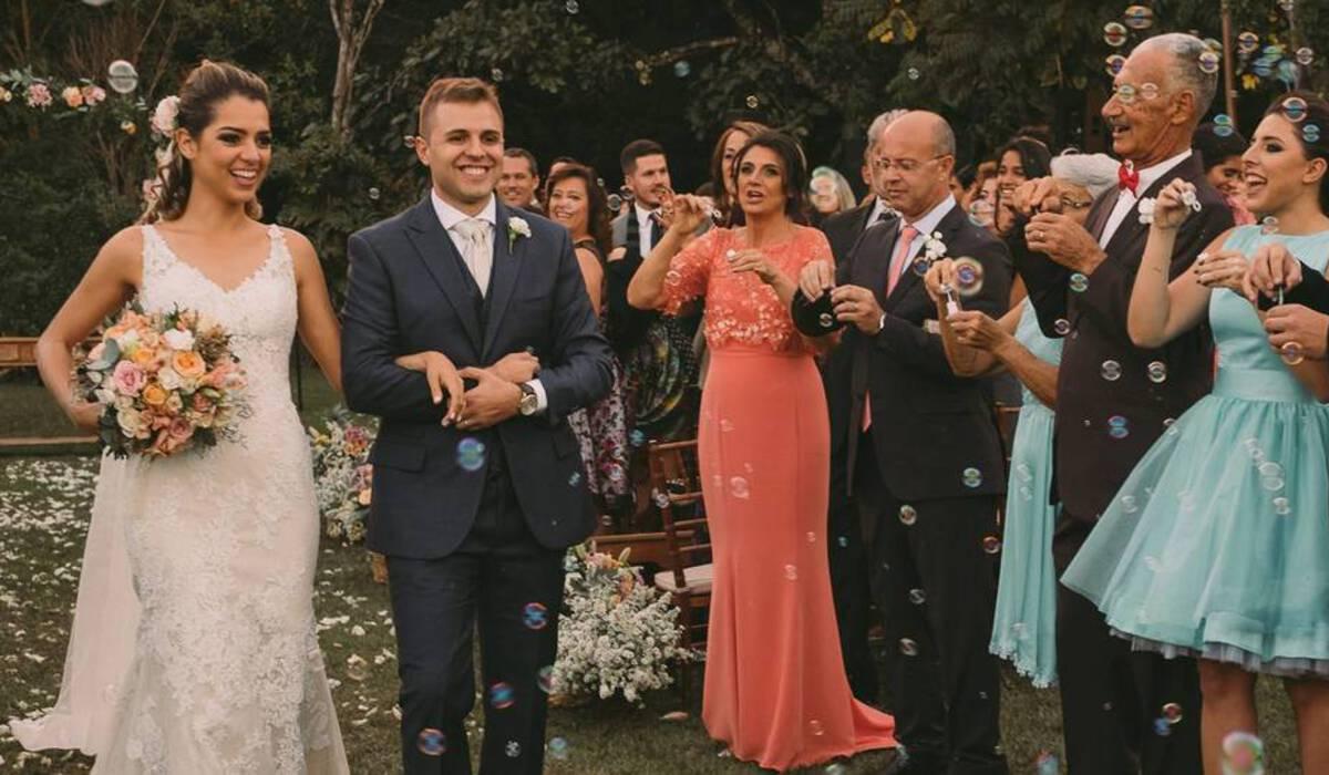 Casamento de Rebeca + Fernando