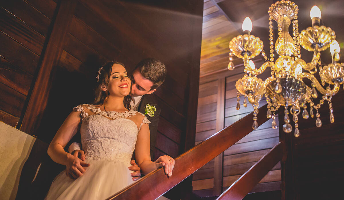Casamento de Janaine e Felipe