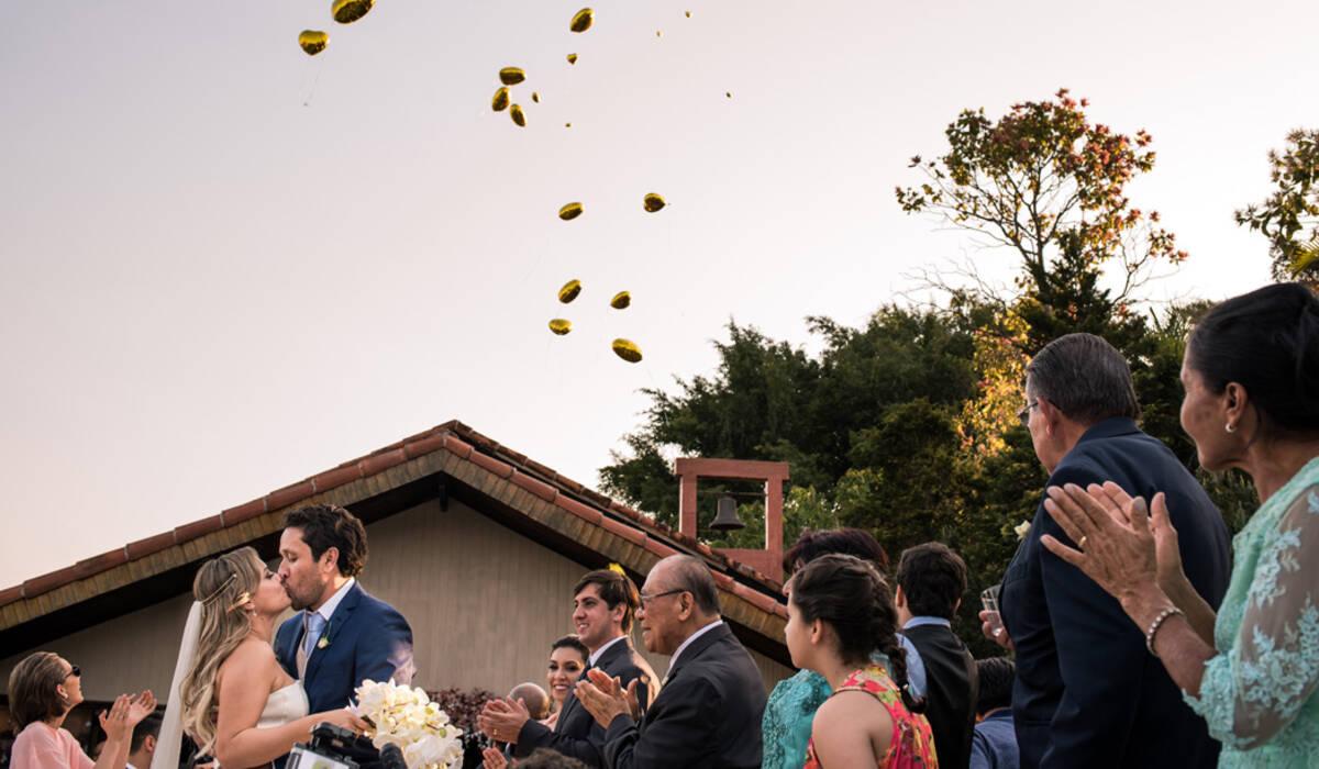 casamento de Rose & Zizi