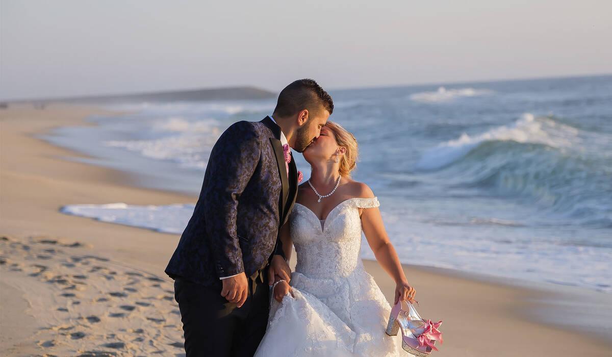 Casamento de Eternizamos momentos