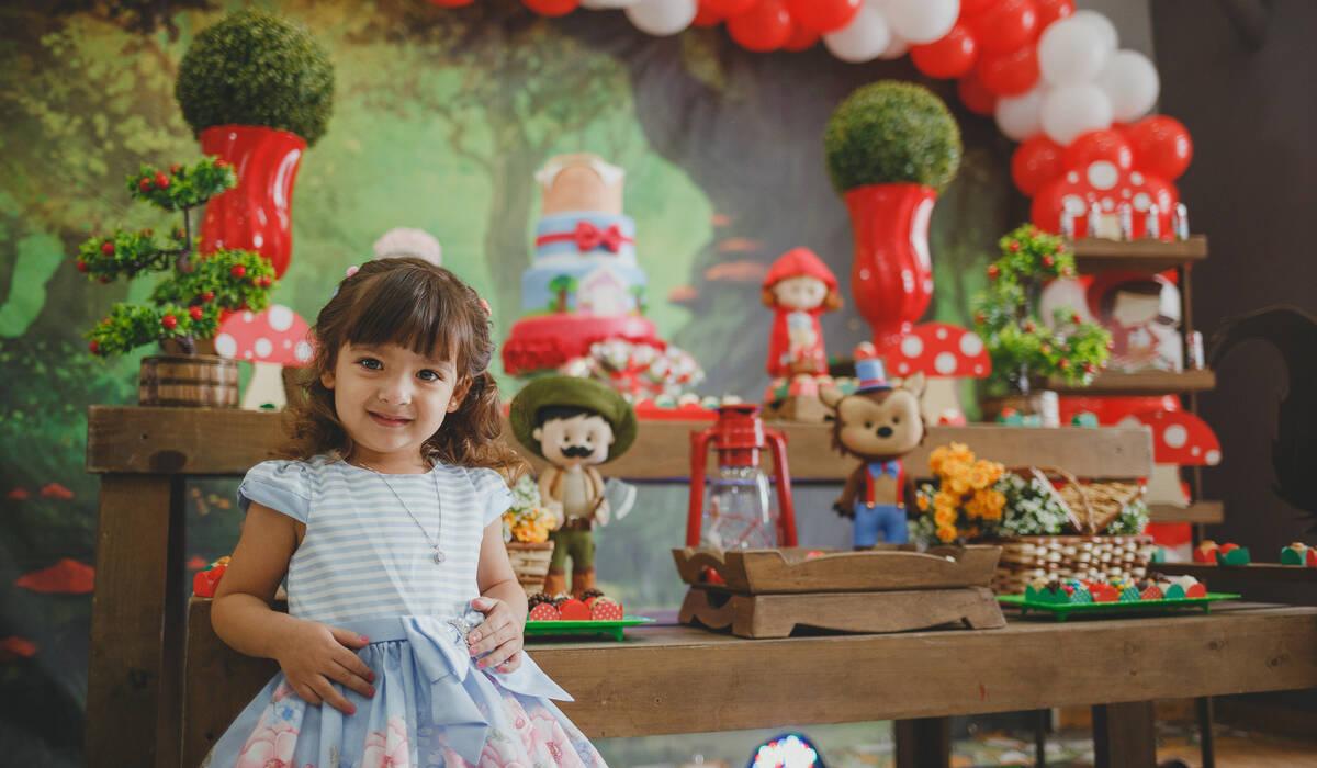 Ana Clara 3 anos  de Aniversário