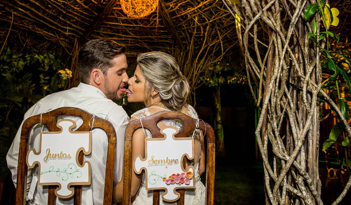 Casamento de ALINE + LYRI