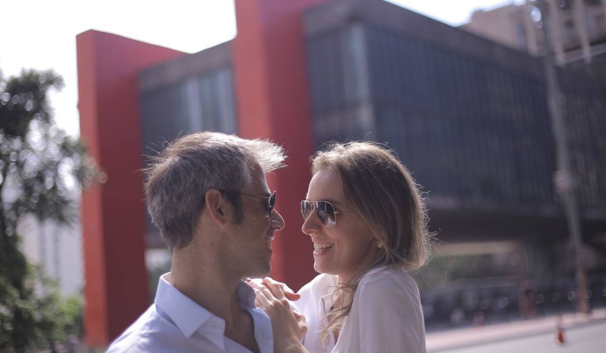 Tamara e Fernando de Ensaio | Pré-Wedding