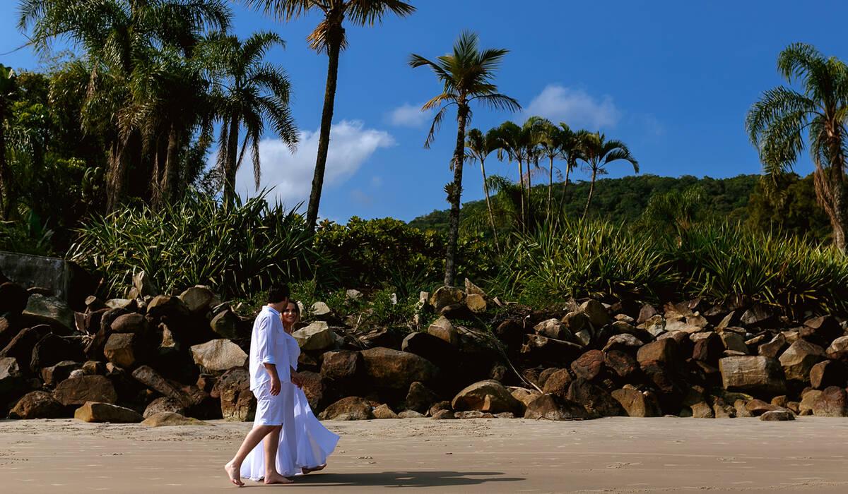 Pré Wedding de Ana Claudia e Nico