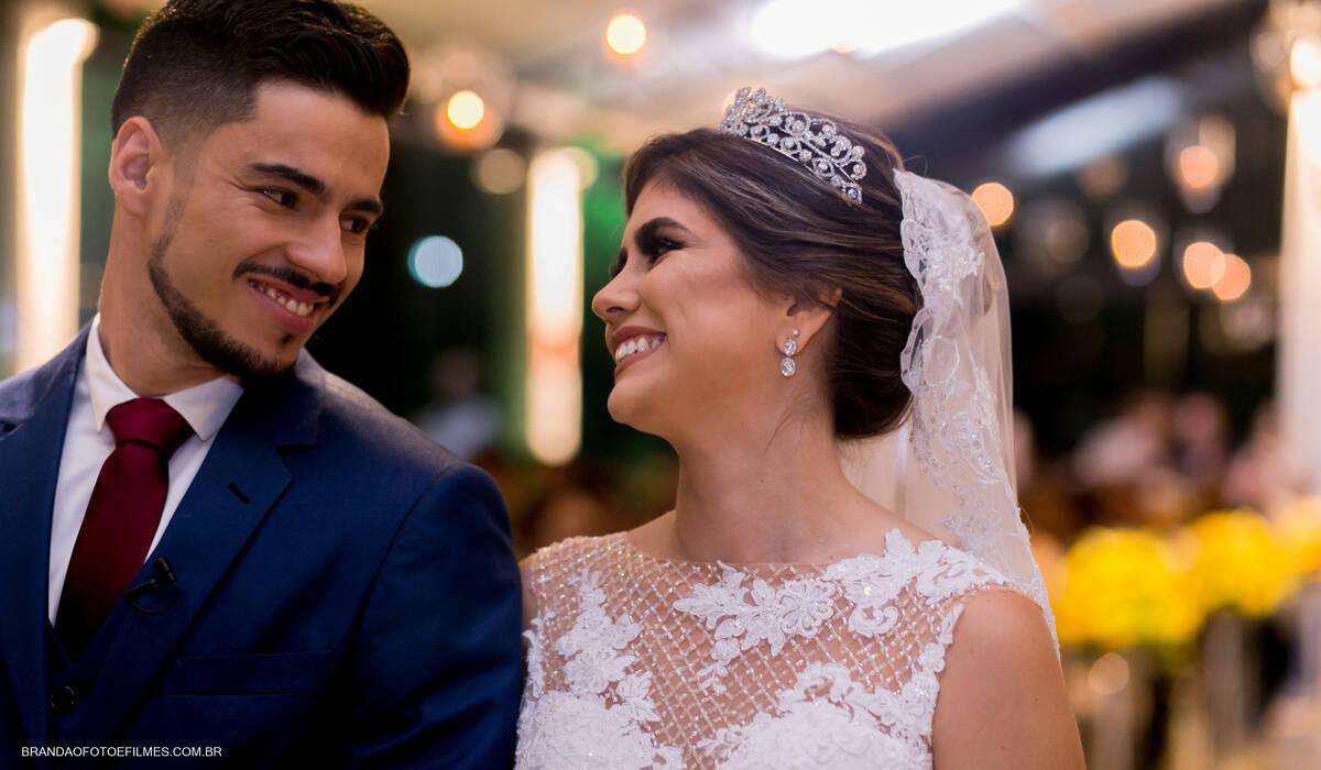 Casamento de Dayane e Silviano