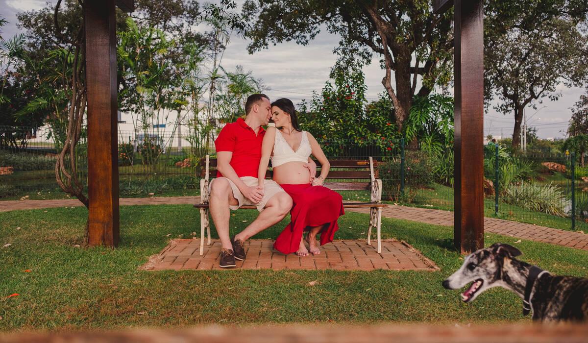 Ensaio Pré-Casamento de Luciana e Roberto