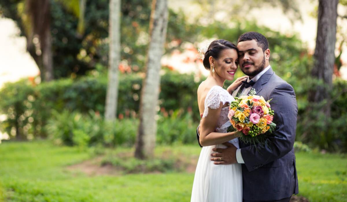 Casamento de Brena e Thiago