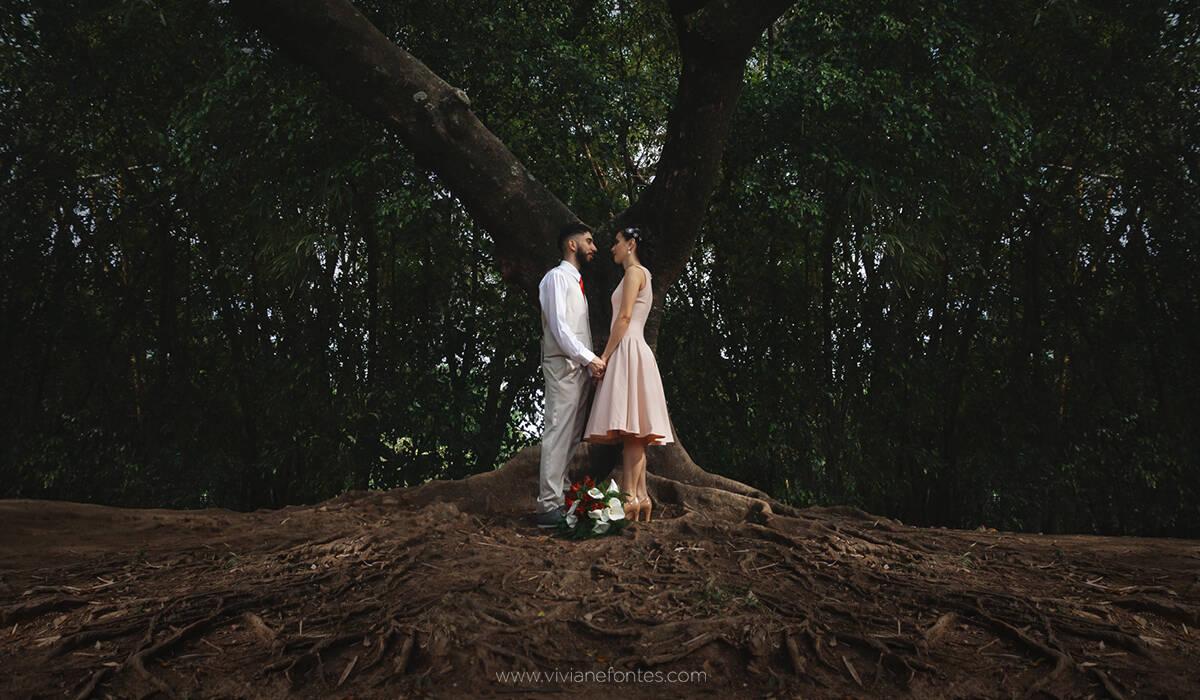casamentos de Nicoli e Marcílio