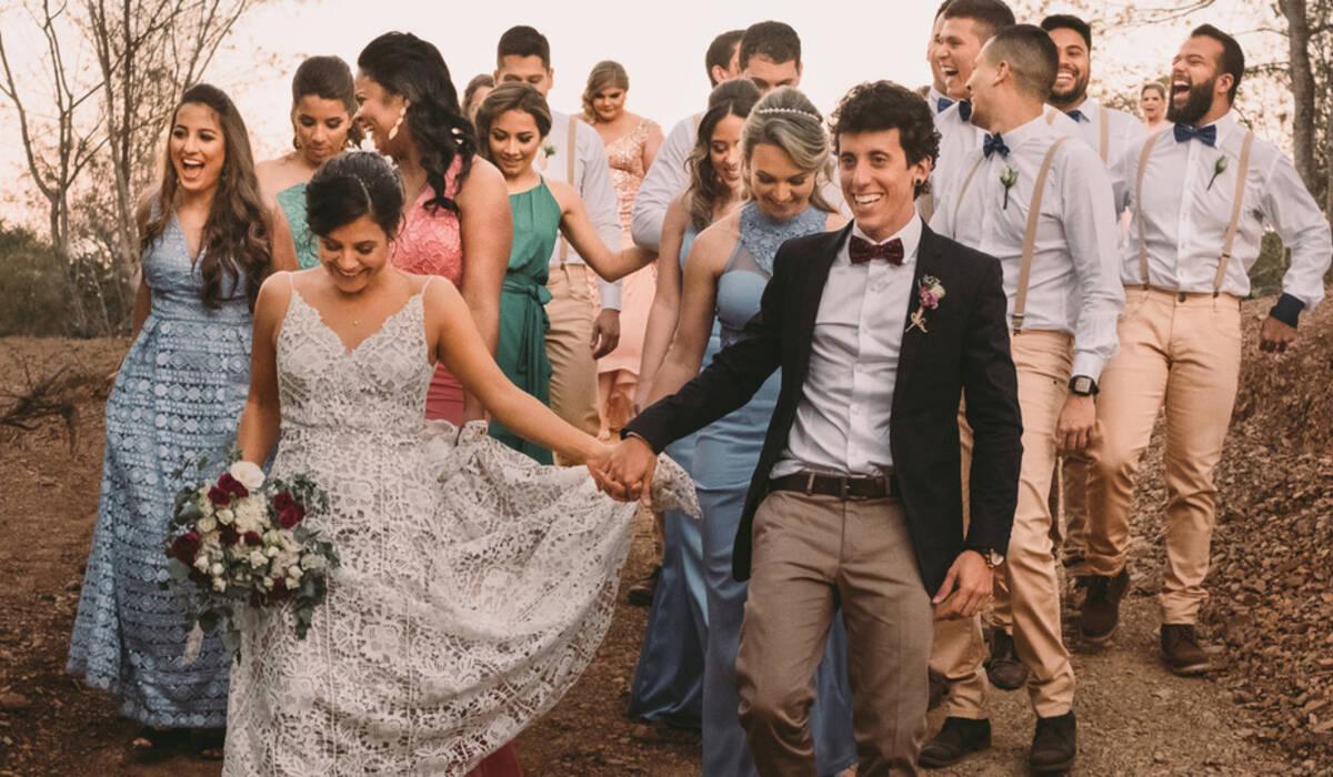 Casamento de Luciana + Lucas