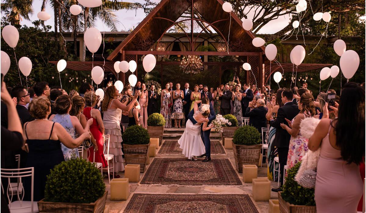 de Casamento Vivianne + Bernardo