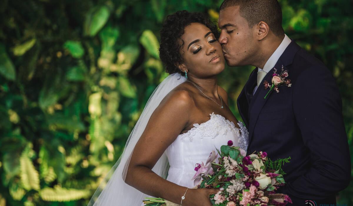 Casamento de Aretha e Jonata