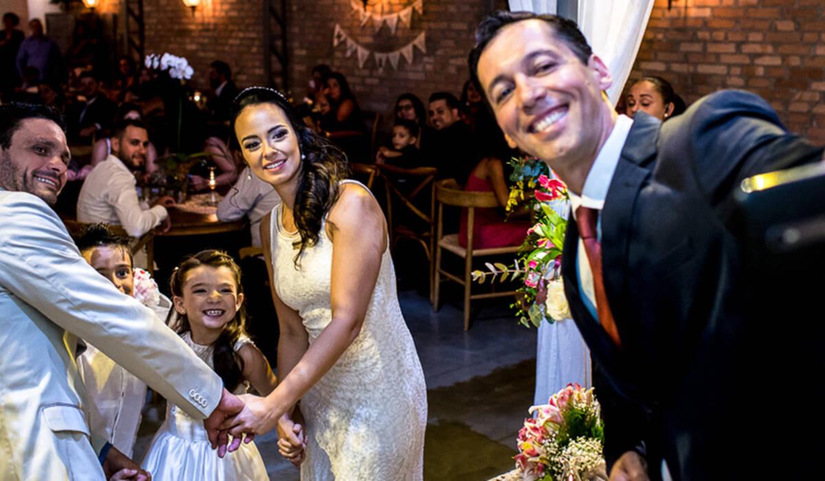 Casamento de Lú + João