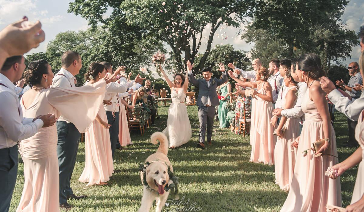 Casamento de Amanda + Rodrigo
