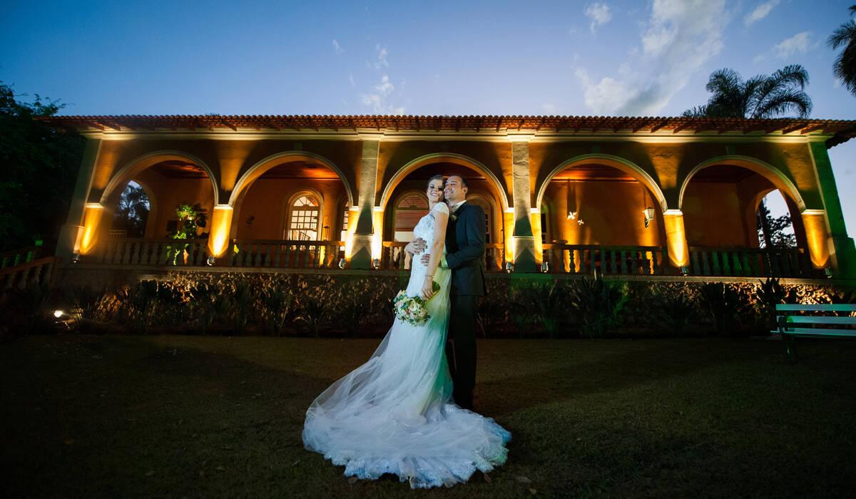 Casamento de Izabela e Mauro