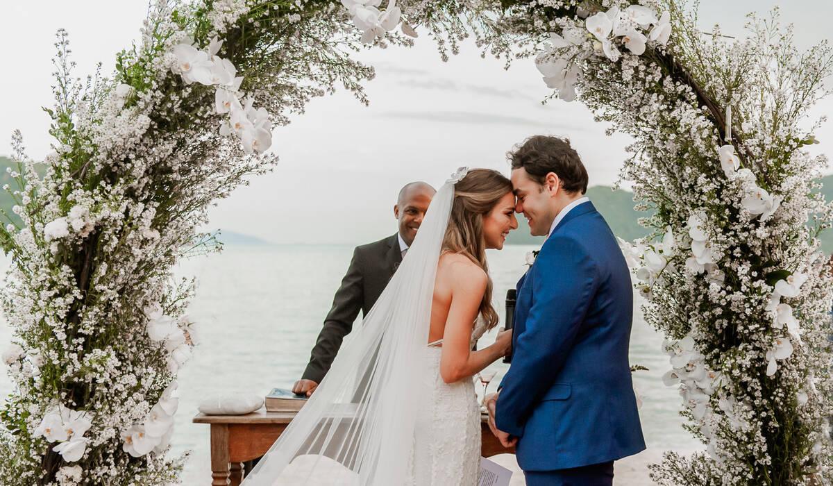 Casamento de Carla e Leonardo