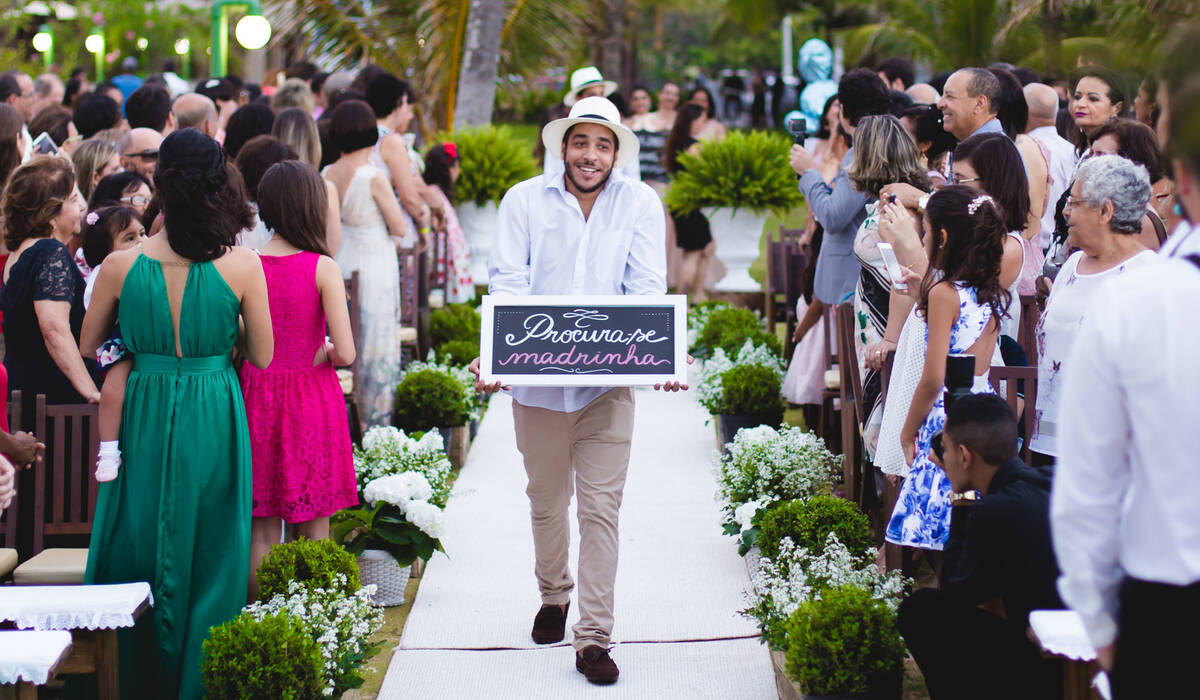 Casamento de Vivian & Ugo