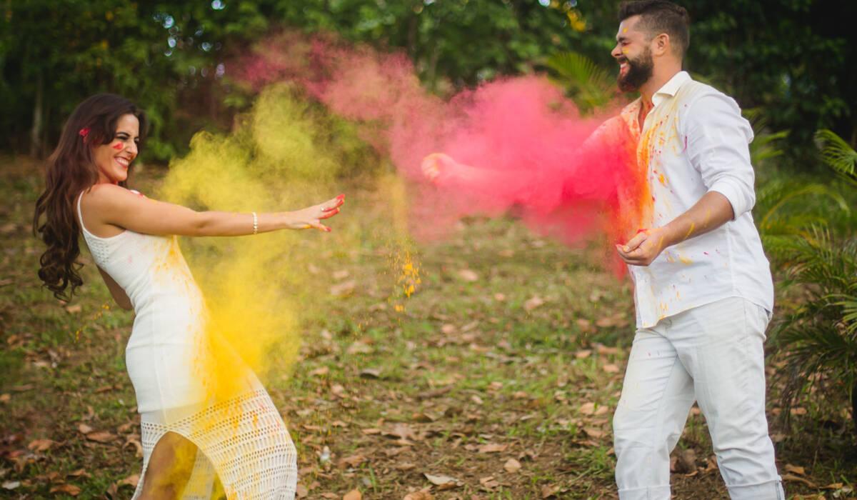 Ensaio de Júlia & Diego