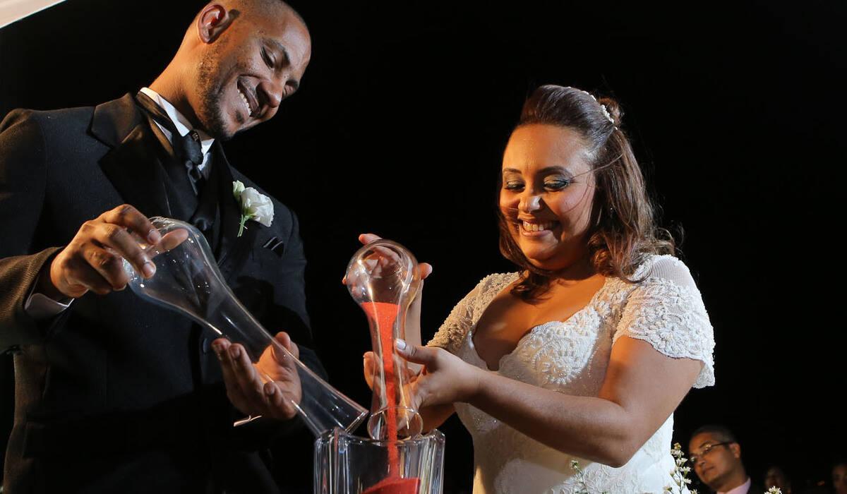 Casamento de Olivete & Victor