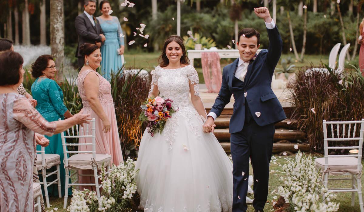 Casamento no Campo de Thais & Caio