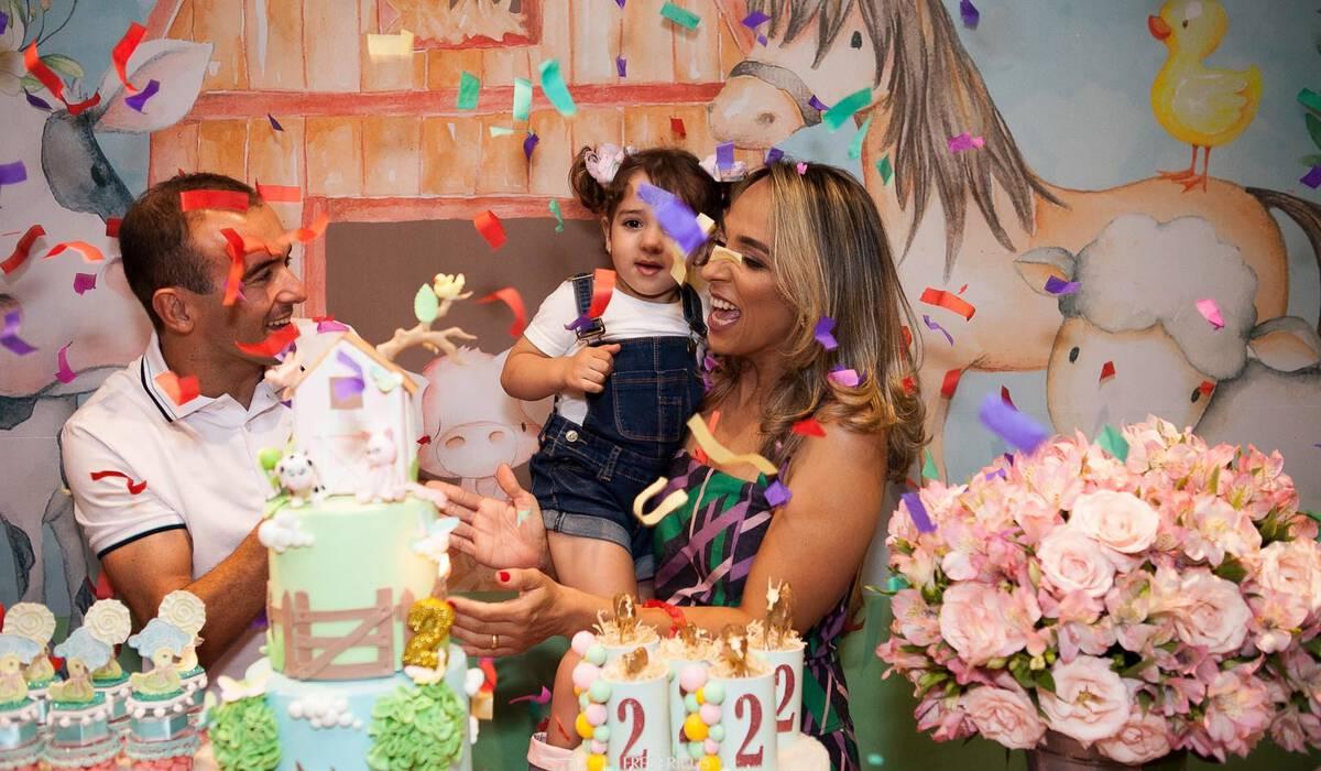 Festa de Fazendinha de 2 anos da Beatriz