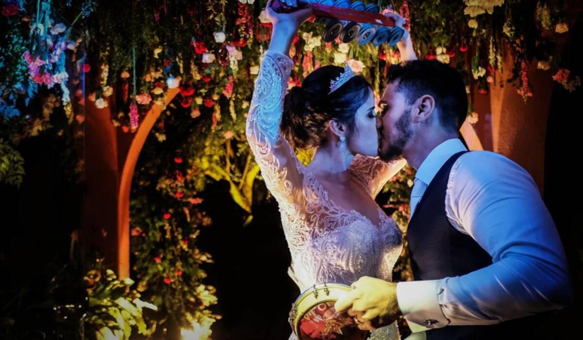 Casamento de Adriana e Neto