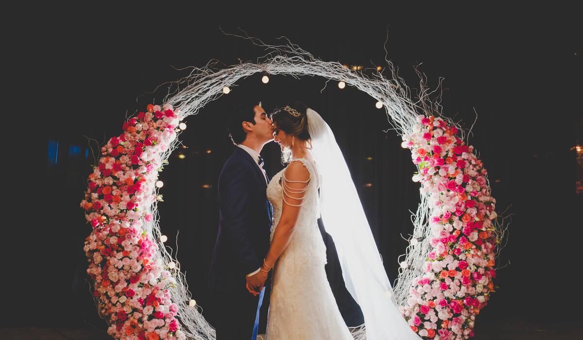 Casamento de Marina e Heltonn