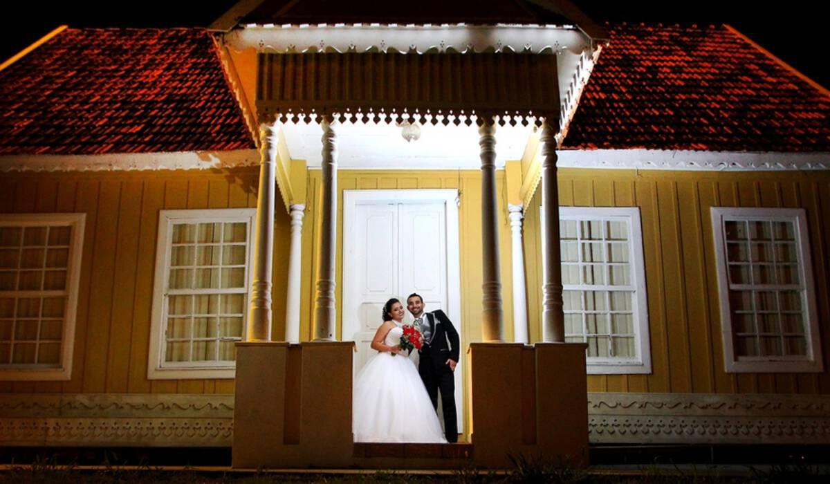 Casamentos de Keitlin & Jefferson