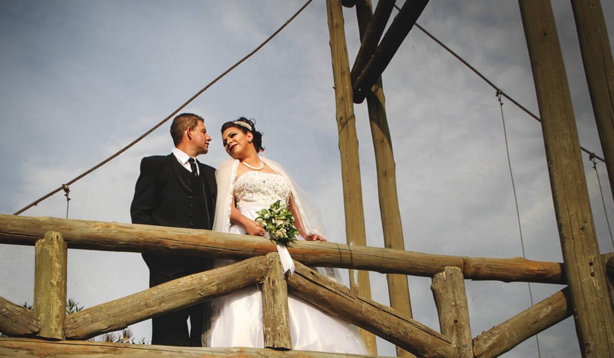 Casamento de Noivos lindos