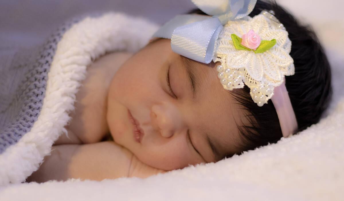 #newborn de Maria Cecília
