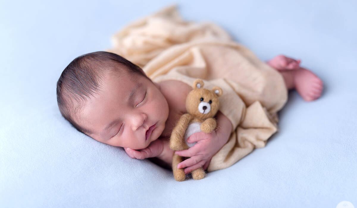 Newborn de Matheus