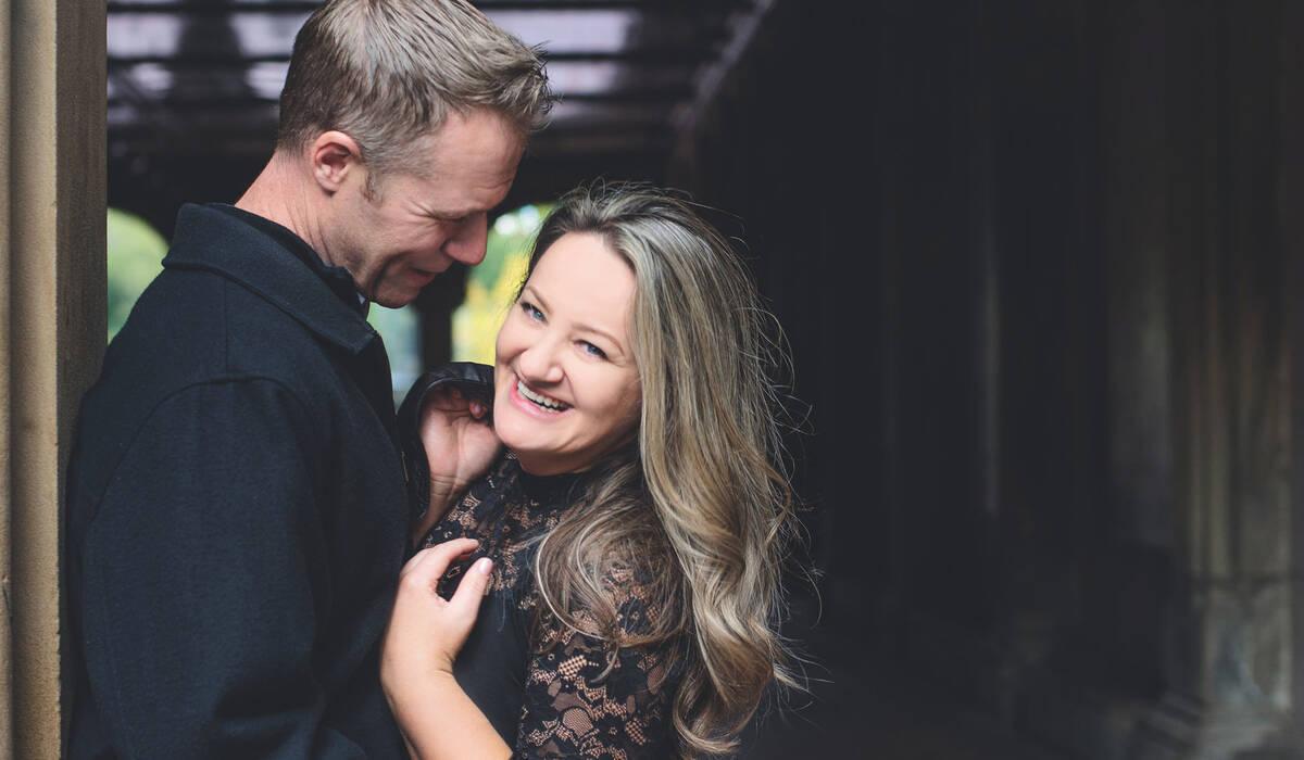 Pré-Casamento de Marlie & David