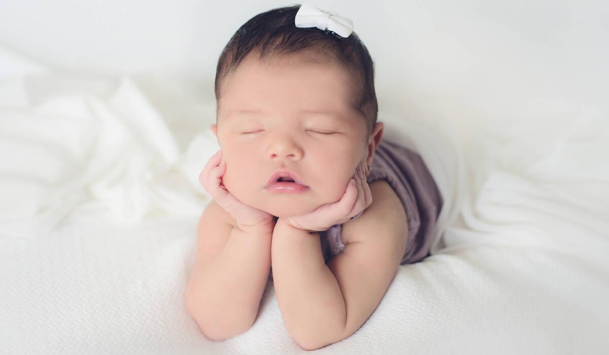 Newborn de Maria Alice