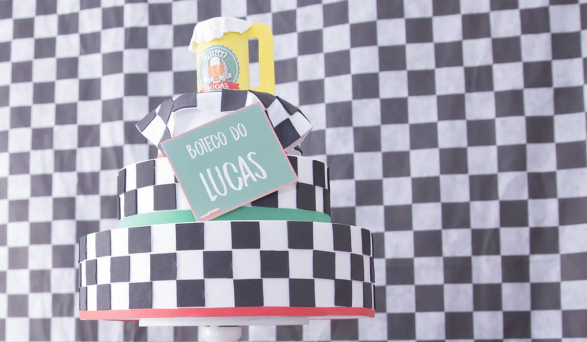 Aniversário de Boteco do Lucas