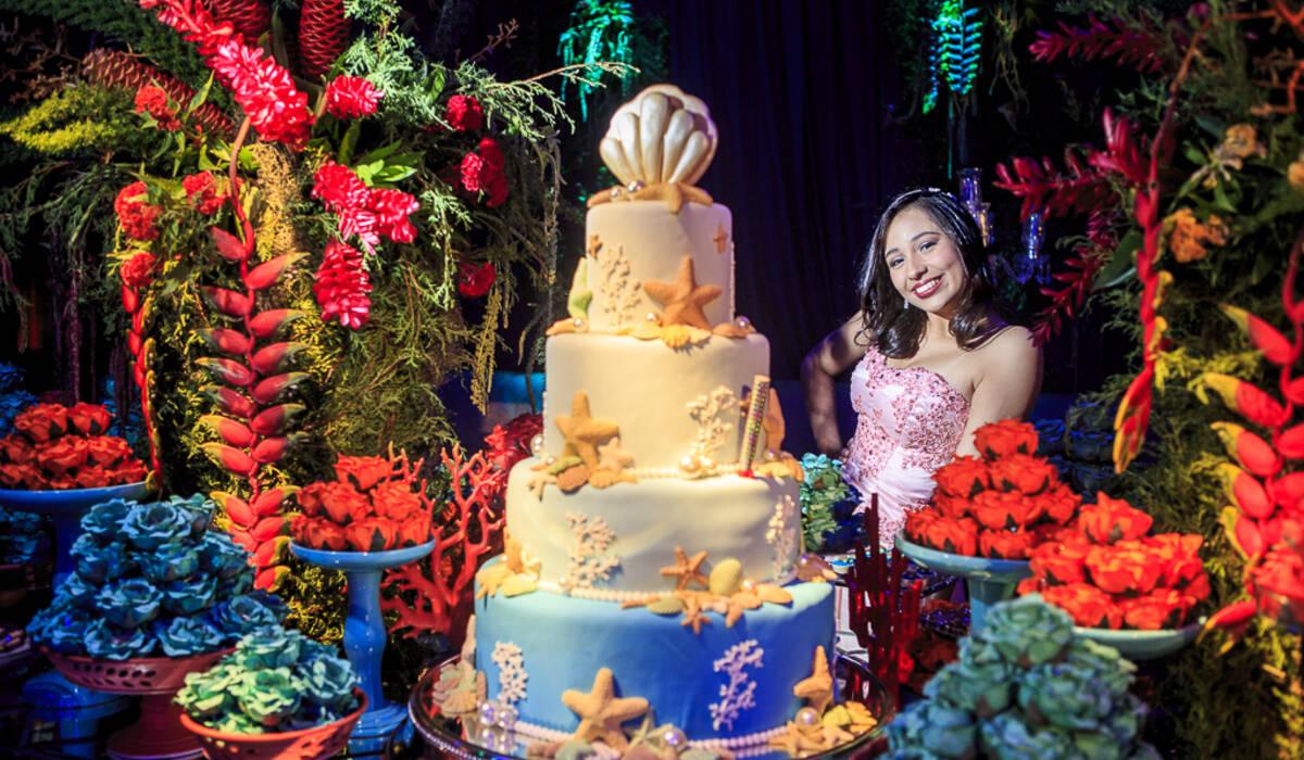15 anos de Vivian Canto